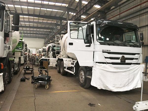 concrete ready mix trucks for sale