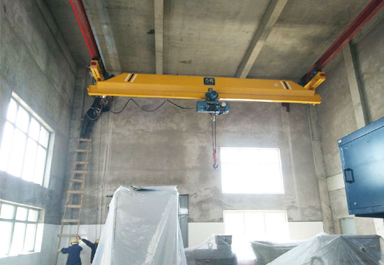 Single Girder Suspension Crane
