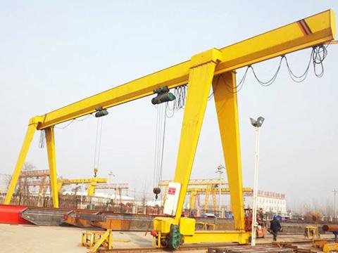 Weihua 10 ton gantry crane sale