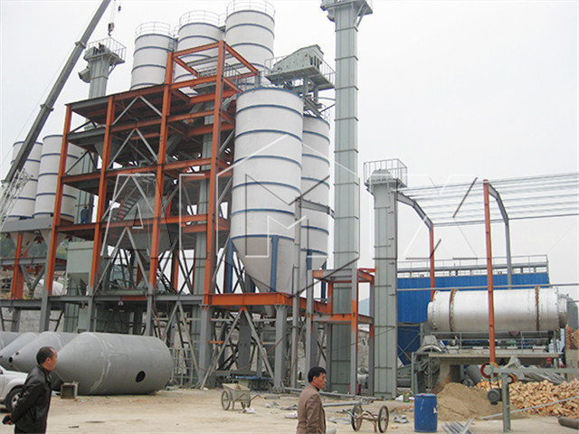 Buy dry mortar production line