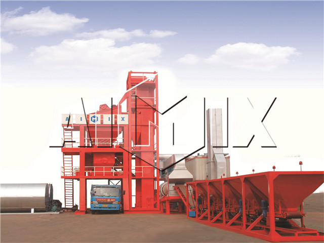 Asphalt Mixing Plant China