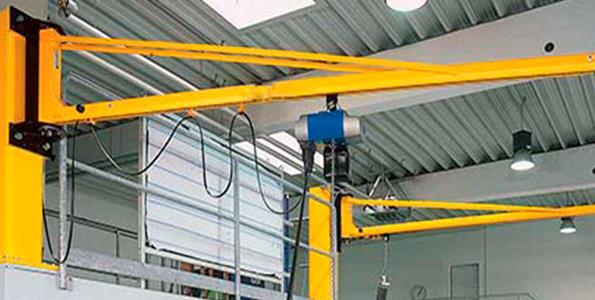Electric Jib Crane Is More Suitable For Your Factory