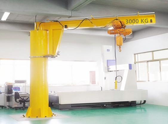 Which Type Of Electric Jib Crane Is More Suitable For Your Factory