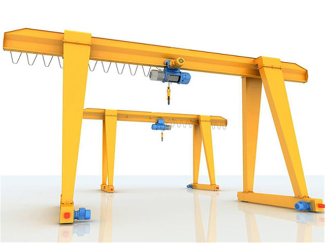 Single beam gantry crane buy