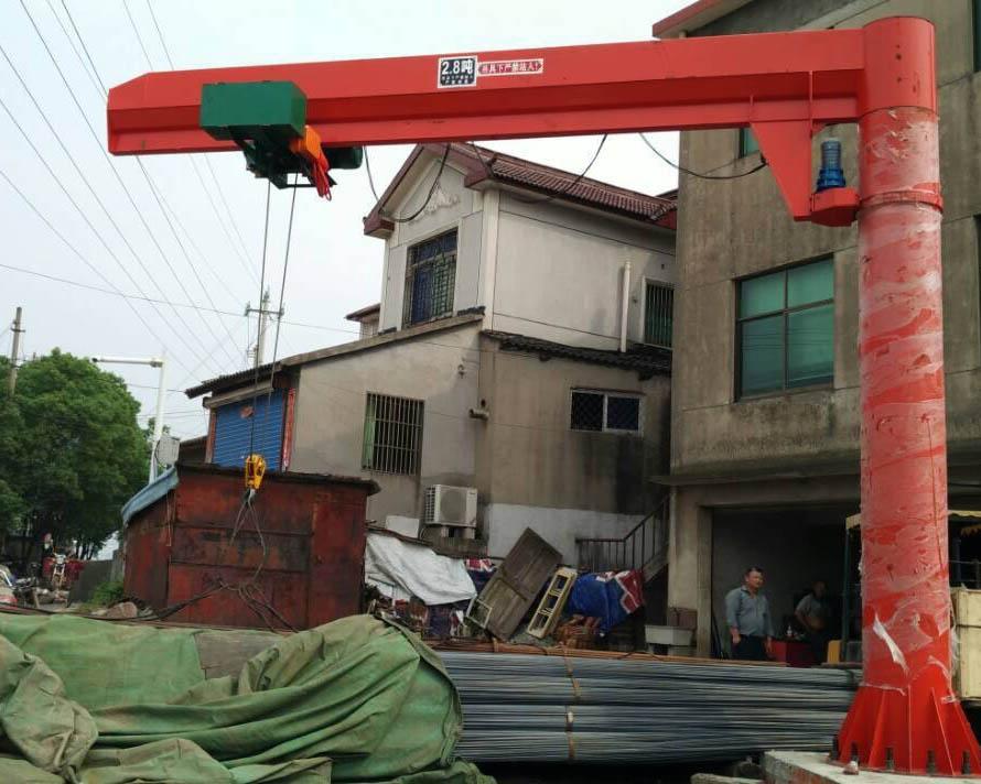 Electric Jib Crane For Sale