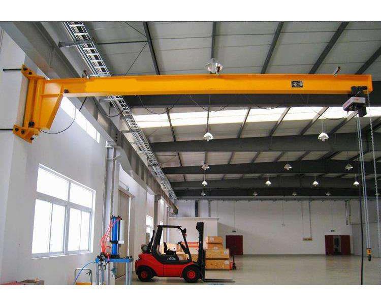 Wall Mounted Electric Jib Crane