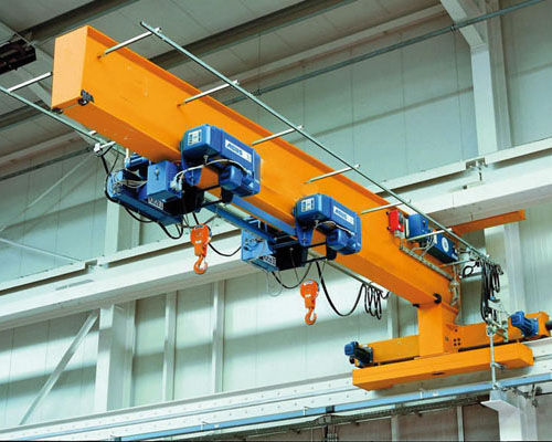 Another Type Of Wall Mounted Jib Crane