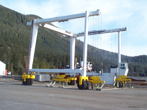 Professional 150 Ton Travel Lift for Sale