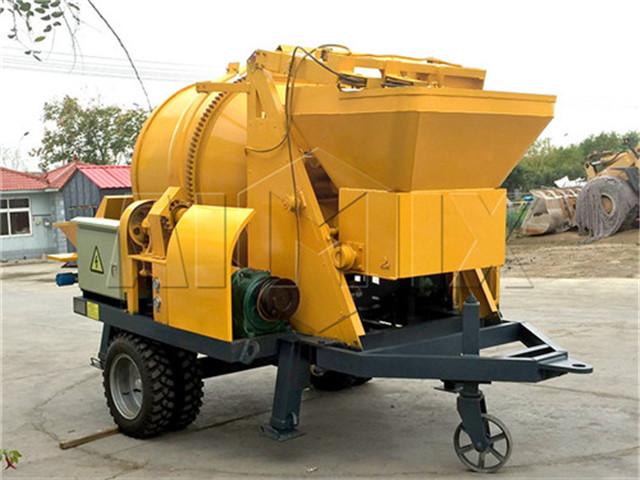 best concrete mixer pump for sale
