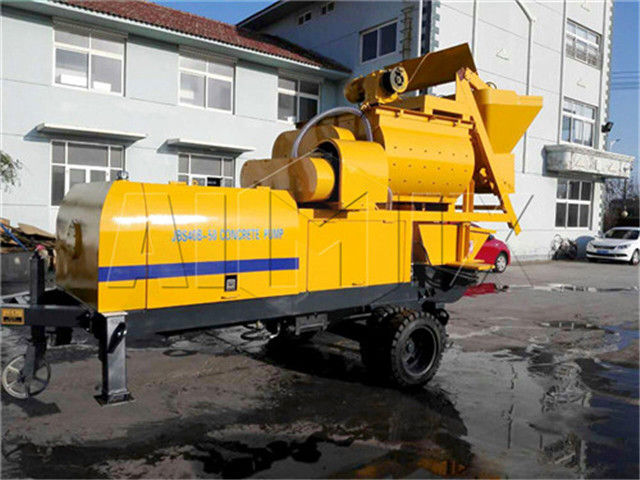 Mobile concrete mixing trucks and pumps buy