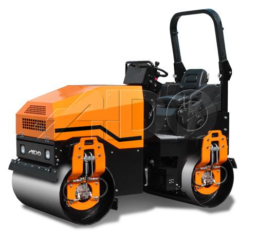 soil compactor roller
